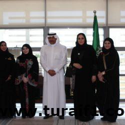 سفير المملكة لدى الأردن يستقبل وفد الإعلاميات السعوديات