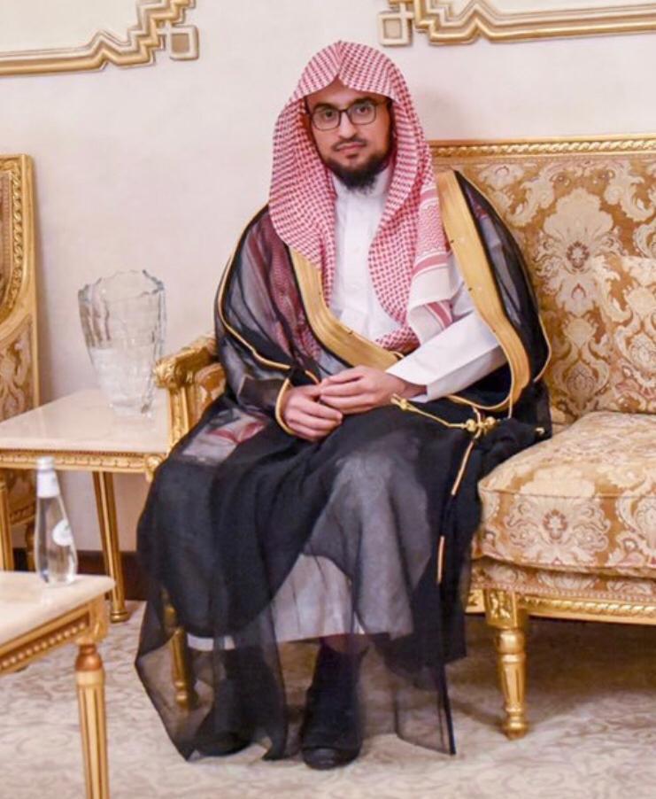 رئــيس المحكمــة الإداريـــة بعـــرعـــر  عبدالله بن صالح يرحب بزيارة خادم الحرمين الشريفين حفظه الله