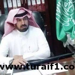 ترقية عبدالله المنفي مدير مكتب العمل بطريف للمرتبة الحادية عشر