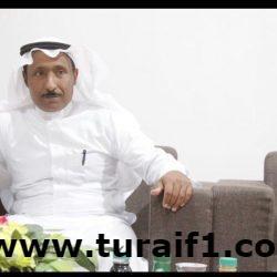 محمد بن جازم الرويلي يحصل على وسام سفير الجودة والتميز بتعليم الشمالية