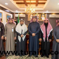 محافظ رفحاء يلتقى أعضاء اللجنة الوطنية لمكافحة التبغ بالشمالية