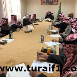 المجلس المحلي بمحافظة طريف يعقد جلسته السابعة من الدورة الخامسة