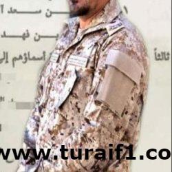 ترقية الرائد عيد الرويلي أحد منسوبي القوات البرية إلى رتبة مقدم