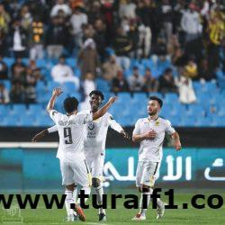 الاتحاد يفوز على التقدم ويتأهل لربع نهائي كأس الملك