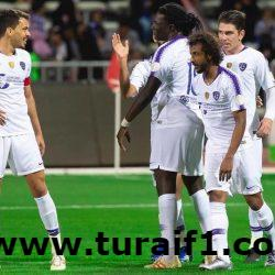 الهلال يفوز على الفيحاء بخماسية في الدوري
