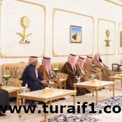 الأمير فيصل بن خالد بن سلطان يرأس اجتماع القيادات الأمنية بالمنطقة