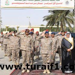 رئيس هيئة الأركان العامة يرعى حفل تخريج دورة التأهيل العسكري للأطباء (الخامسة) من طلبة كلية الأمير سلطان العسكرية للعلوم الصحية
