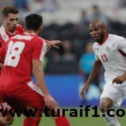 فلسطين تتعادل مع الأردن.. وتحافظ على أمالها في التأهل لدور الـ16