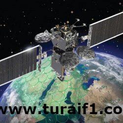 نجاح إطلاق القمر السعودي للاتصالات (SGS-1) ووصوله لمحطته الأولى