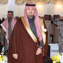 الأمير فيصل بن خالد بن سلطان يدشن معرض المشروعات التنموية والبلدية والخدمية في محافظة طريف بقيمة 238 مليون ريال