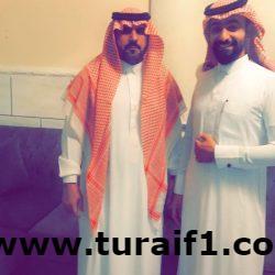 المهندس عبدالله بن ثنيان الرويلي يحتفل بعقد قرانه