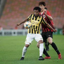 الاتحاد يفوز على الريان القطري بخمسة أهداف في أولى مواجهات دوري أبطال آسيا