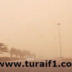 """""""الأرصاد"""": رياح مثيرة للأتربة والغبار على بعض مناطق المملكة"""