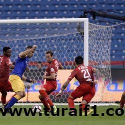النصر يخطف الفوز من الاتفاق في الدوري بهدف