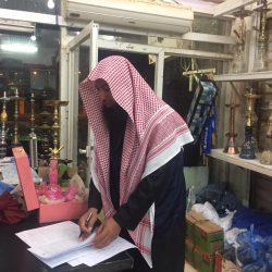 خالد بن موسى جاعف الرويلي أتم حفظ ربع القرآن الكريم