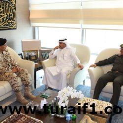 سفير خادم الحرمين الشريفين لدى الأردن يستقبل الملحق العسكري البحريني في عمان