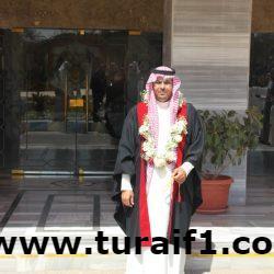 """بالصور : الدكتور""""انور محمد مصبح السالمي"""" يحصل على الدكتوراه من جامعة مؤتة بالاردن تخصص إدارة استراتيجية"""