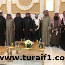 بالصور أحمد جالي الرويلي يحتفل بزواج أبنه عبدالرحمن