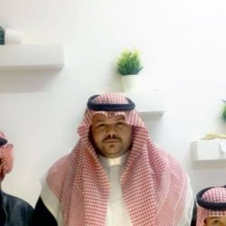 """""""رذاذ"""" تنير منزل عبدالرحمن هاني السرحاني"""