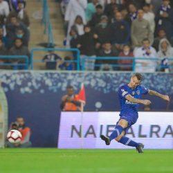 الهلال يفوز على الفيصلي بهدفين مقابل هدف