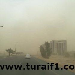 الطقس: موجة غبار تضرب معظم مناطق المملكة