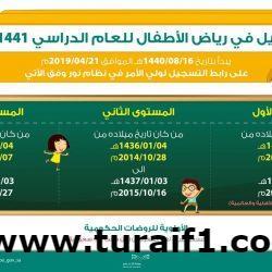 """""""التعليم"""" تعلن مواعيد وشروط التسجيل في رياض الأطفال عبر """"نظام نور"""""""