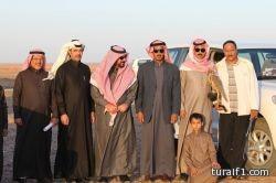 بالصور إخبارية طريف ترافق فريق بحثي من جامعة الملك سعود ومدينة الملك عبدالعزيز للعلوم في زيارة لـ #وعد_الشمال لعمل دراسات أحيائية في المنطقة