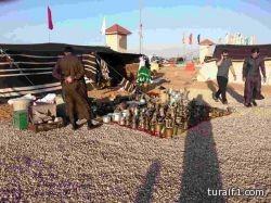 صور منوعة لزوار مهرجان طريف الشعبي ومسابقة الصقور