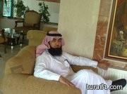 الشيخ محمد خالد العويضه مأذون أنكحة بطريف