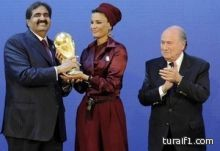 أمير قطر يوافق على استضافة إيران بعض مباريات مونديال 2022