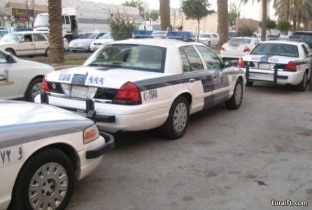 الدوريات الامنية بطريف  تتمكن من القبض على سارق المساجد
