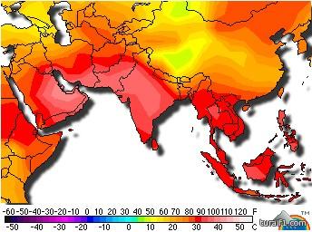 خلال الـ60 يوماً المقبلة.. الحرارة ستصل لـ 70 درجة
