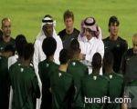 الاخضر السعودي يواجه نظيره الكويتي غدا في أولى مباريات بطولة كأس العرب التاسعة
