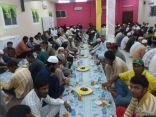 مشروع إفطار صائم لهذا العام بمؤسسة الراجحي الخيرية بطريف