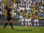 الاتحاد يفوز على النصر بثلاثة أهداف مقابل هدفين