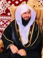 """ترقية الشيخ حمد عبدالله الهزيمي إلى درجة قاضي """" أ """" بمحكمة طريف"""