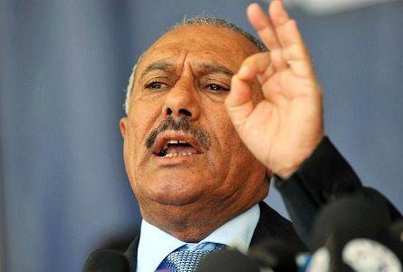 تسجيل مسرب للمخلوع صالح يهدد بتصفية قادة عسكريين باليمن