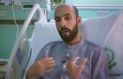 قصة نقيب كلف بانتشال جثة أحد الشهداء .. ففقد على إثرها أحد اطرافه