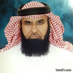 ترقية النقيب طلال بادي الرويلي إلى رتبة رائد في قطاع حرس الحدود بطريف ألف مبروك