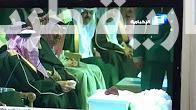 ابن طريف زياد الرويلي يقدم هدية شركة معادن الفوسفات لخادم الحرمين الملك سلمان بن عبدالعزيز