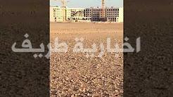 فندق ضخم 5 نجوم في صحراء شمال المملكة