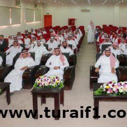 مدير عام فرع العدل بالشمالية / عميد بن صالح الغبين يحتفل بزواجه