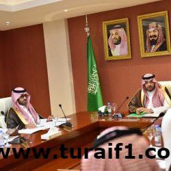 أمير الشمالية يستقبل مدير عام جمعية رعاية الأيتام بمدينة عرعر