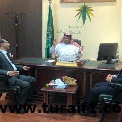 الأستاذ /محمد جازم الرويلي عضواً بمجلس التعليم بمنطقة الحدود الشمالية