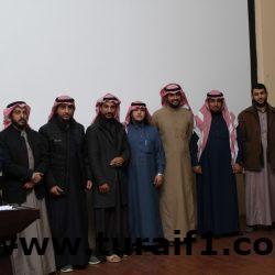 الأمير فيصل بن خالد بن سلطان يتفقد أحياء محافظة رفحاء