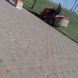 بلدية طريف تواصل أعمال النظافة بالأحياء الداخلية بالمحافظة