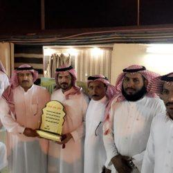 ابن طريف الشيخ عبدالرحمن الجميلي إمامًا وخطيبا للجامع الكبير بعرعر