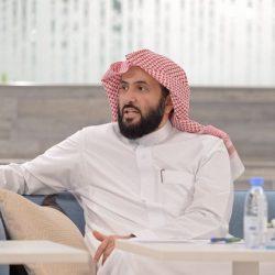 الحميد يكرم الفائزين بجوائز المسابقة الإلكترونية لليوم الوطني ٨٩ لقطاع عرعر