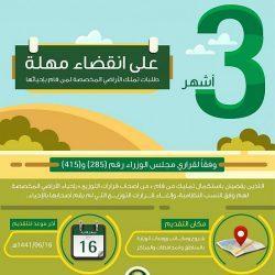 سمو أمير منطقة الحدود الشمالية يدشن مشروع التأهيل البيئي ( الأحزمة الخضراء )