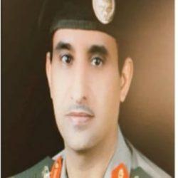 العقيد منصور فريج الرويلي مساعداً لمدير جوازات منطقة الحدود الشمالية